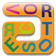 logo of the Vortoserc word search app from Prosults Studio